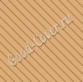 Стандартная укладка террасной доски