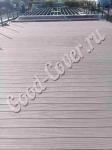 Использование террасной доски Good Cover Стандарт на турбазе «Волжино»