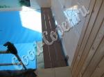 Мостик для бассейна из доски Good Cover Премиум 30мм, цвет коричневый