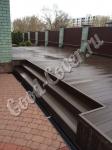 Патио-площадка из доски ДПК Good Cover Стандарт
